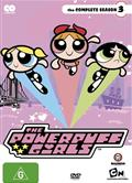 飛天小女警 第三季 The Powerpuff GirlsCN原創之飛天小女警第3季DVD
